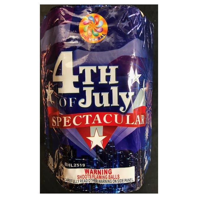 Fourth Of July Spectacular