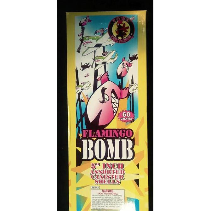 Flamingo Bombs