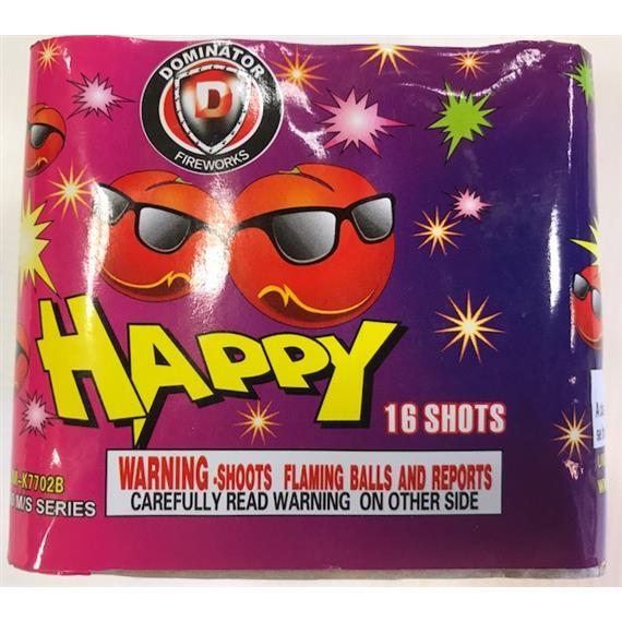 16 Shot Happy