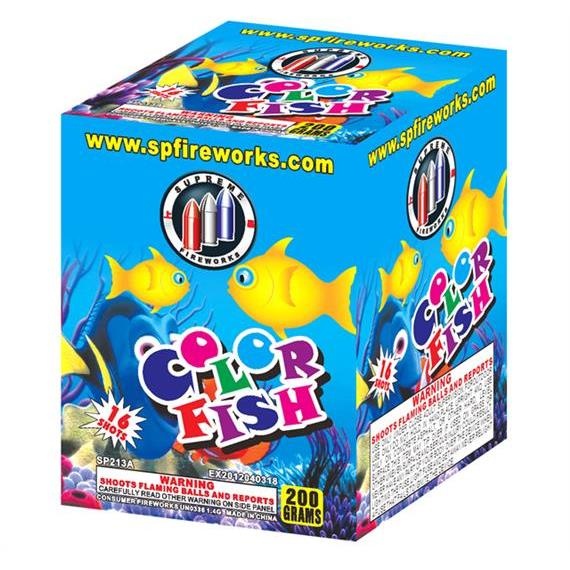 Color Fish
