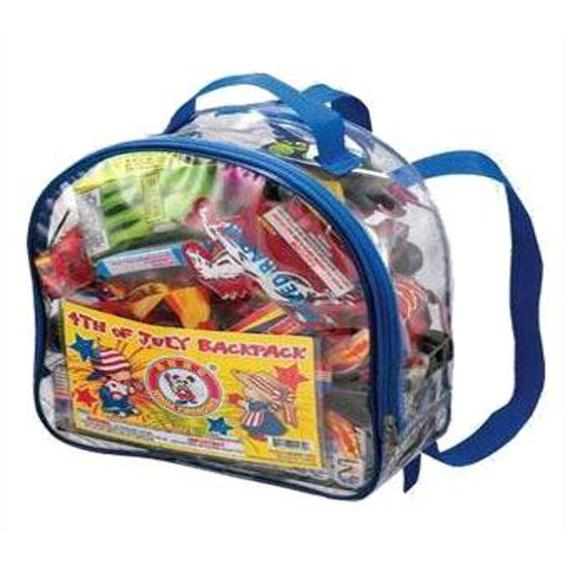 4th of July Backpack