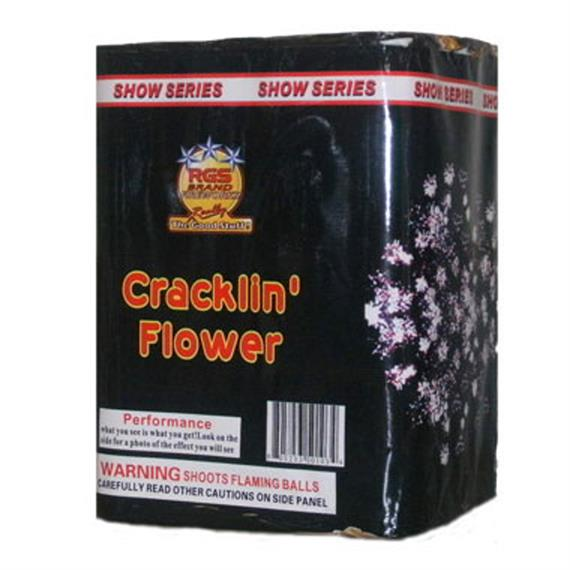 Cracklin' Flower