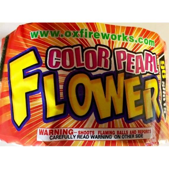 Color Pearl Flower