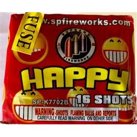Happy (16 Shot)