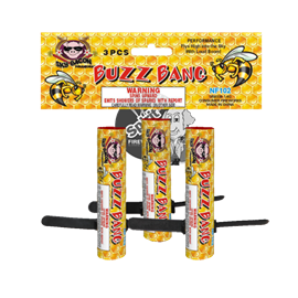 Buzz Bang Flyer ( pack of 3)