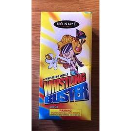 Whistling Buster Artillery Shells (6p)