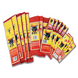 Black Cat Firecracker(1) - 50p pack