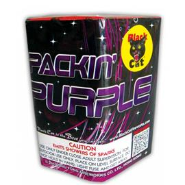 Packin Purple Fountain
