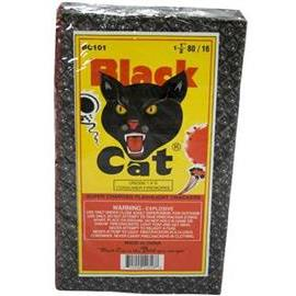 80/16 Black Cat Firecrackers (1)