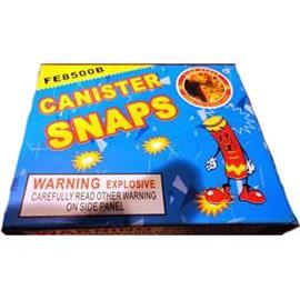 Canister Snaps ( 1st Edition collectible)