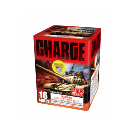 Charge Aerial Cake