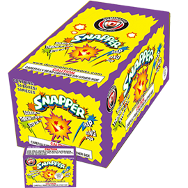 Snappers Large Box (50p)