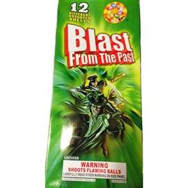 Blast from the Past Artillery Shells (12p)