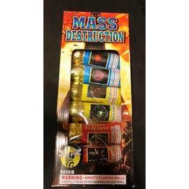 Mass Destruction Artillery Shells(1)