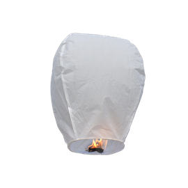 Sky Lantern White (1) In Store Pick Up