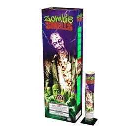 Zombie Canister Shells|24p