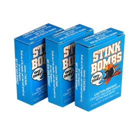 Stink Bombs (3 vials in a box)