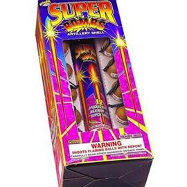 Super Bombs Artillery Shells (12)