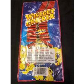 Wise Guy 2 inch Firecracker Brick (20packs) Collectible